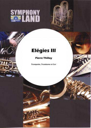 Elégies III (Trompette, Cor, Trombone)