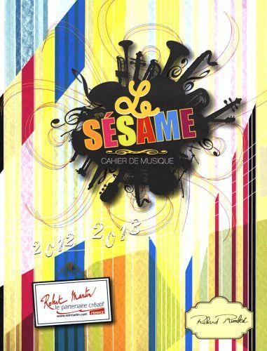 Le Sesame (Cahier De Textes Et Agenda Des Musiciens)
