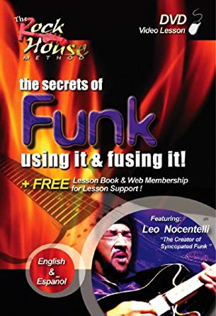 Dvd Secrets Of Funk Guitar