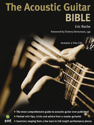 Acoustic Guitar Bible Guitar 2 Cd's