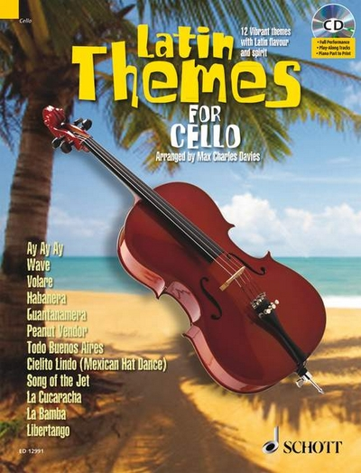 Latin Themes For Cello
