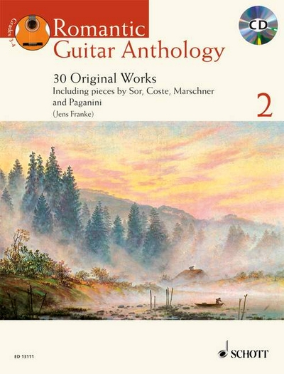 Romantic Guitar Anthology Vol.2