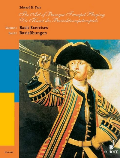The Art Of Baroque Trumpet Playing Vol.1