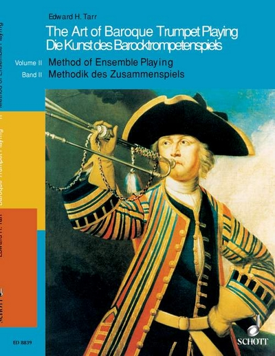 The Art Of Baroque Trumpet Playing Vol.2