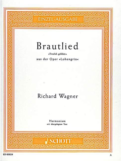 Brautlied Wwv 75