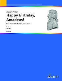 Happy Birthday, Amadeus!