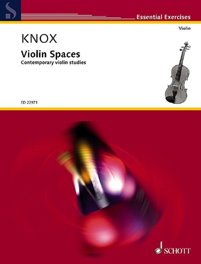 Violin Spaces Vol. 1