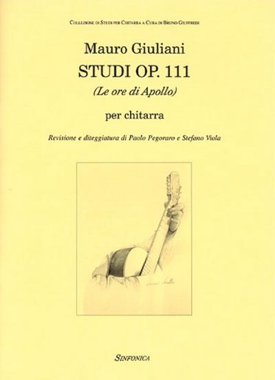 Studi Op. 111 - Le Ore Di Apollo