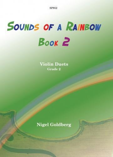 Sounds Of A Rainbow Book 2 (Violin Duet)
