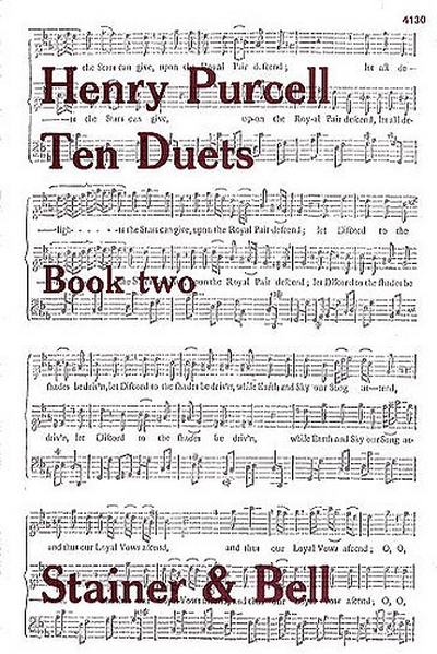 Vocal Duets. Book 2