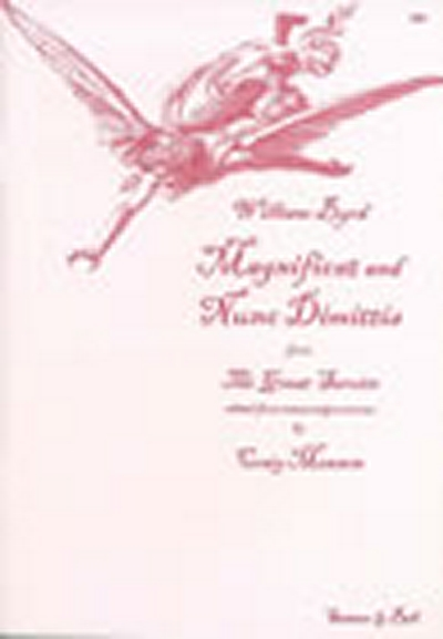 Magnificat And Nunc Dimittis (The Great Service)