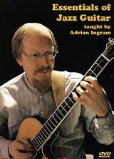 Dvd Ingram Adrian Essentials Ofjazz Guitar
