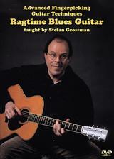 Dvd Grossman Stefan Ragtime Blues Guitar
