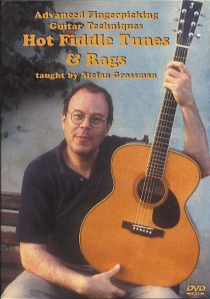 Dvd Grossman Stefan Hot Fiddle Tunes And Rags