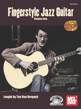 Fingerstyle Jazz - Vol.1 - Book - 3Cd's