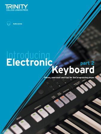 Introducing Electronic Keyboard - part 2