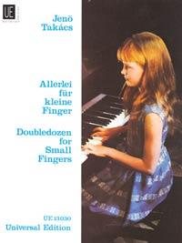 Double Dozen For Small Fingers Op. 63