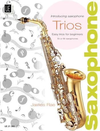 Introducing Saxophone Trios