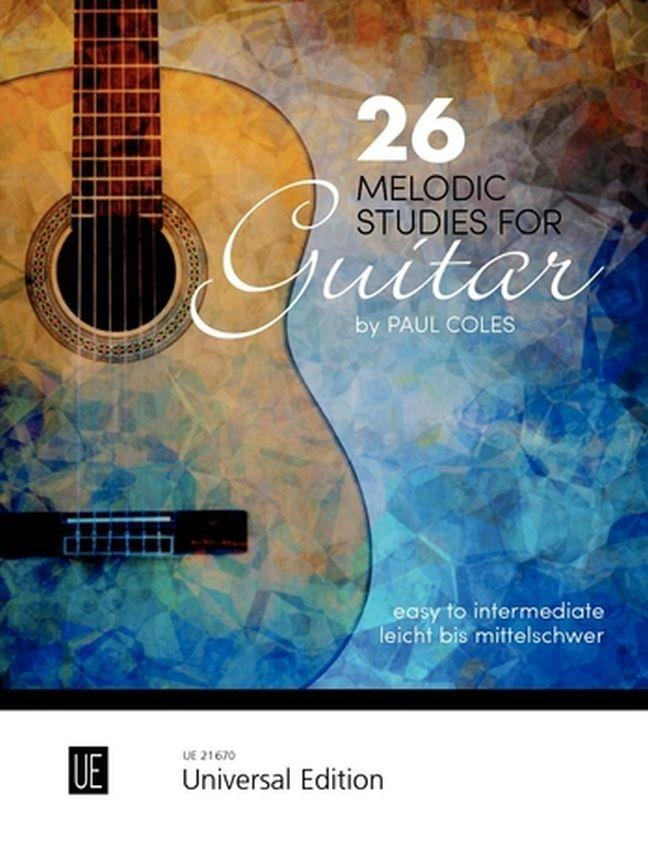 26 Melodic Studies