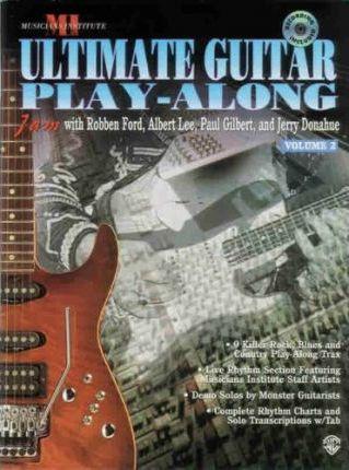 Ultimate Guitar Play-Along Vol.2 Cd's 'Mi'