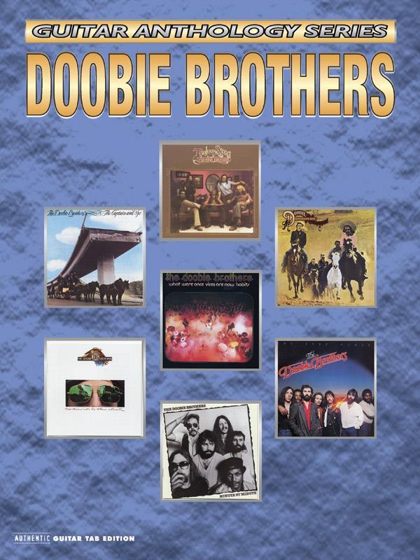 Doobie Brothers Guitar Anthology Series