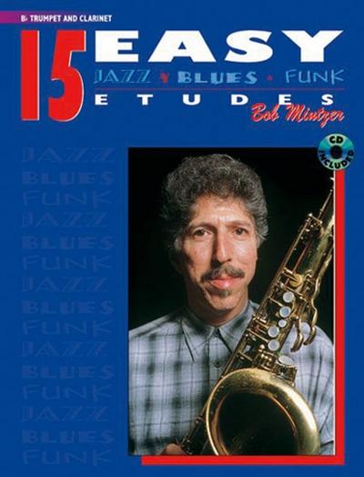 15 Easy Jazz B. Funk Bb Trp/Cla