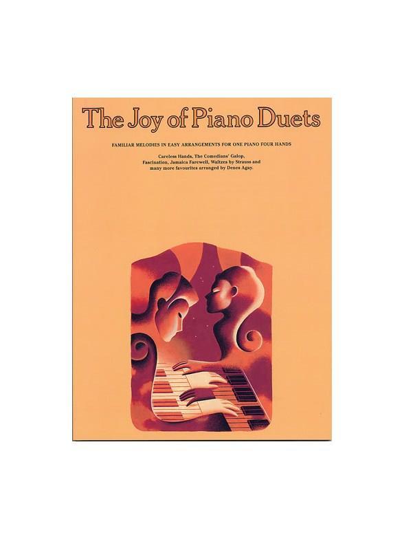 Joy Of Piano Duets