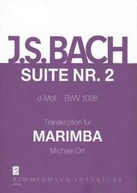 Suite II Bwv1008