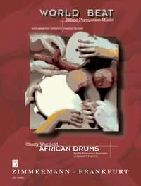 African Drums Pour Ensemble De Percussion